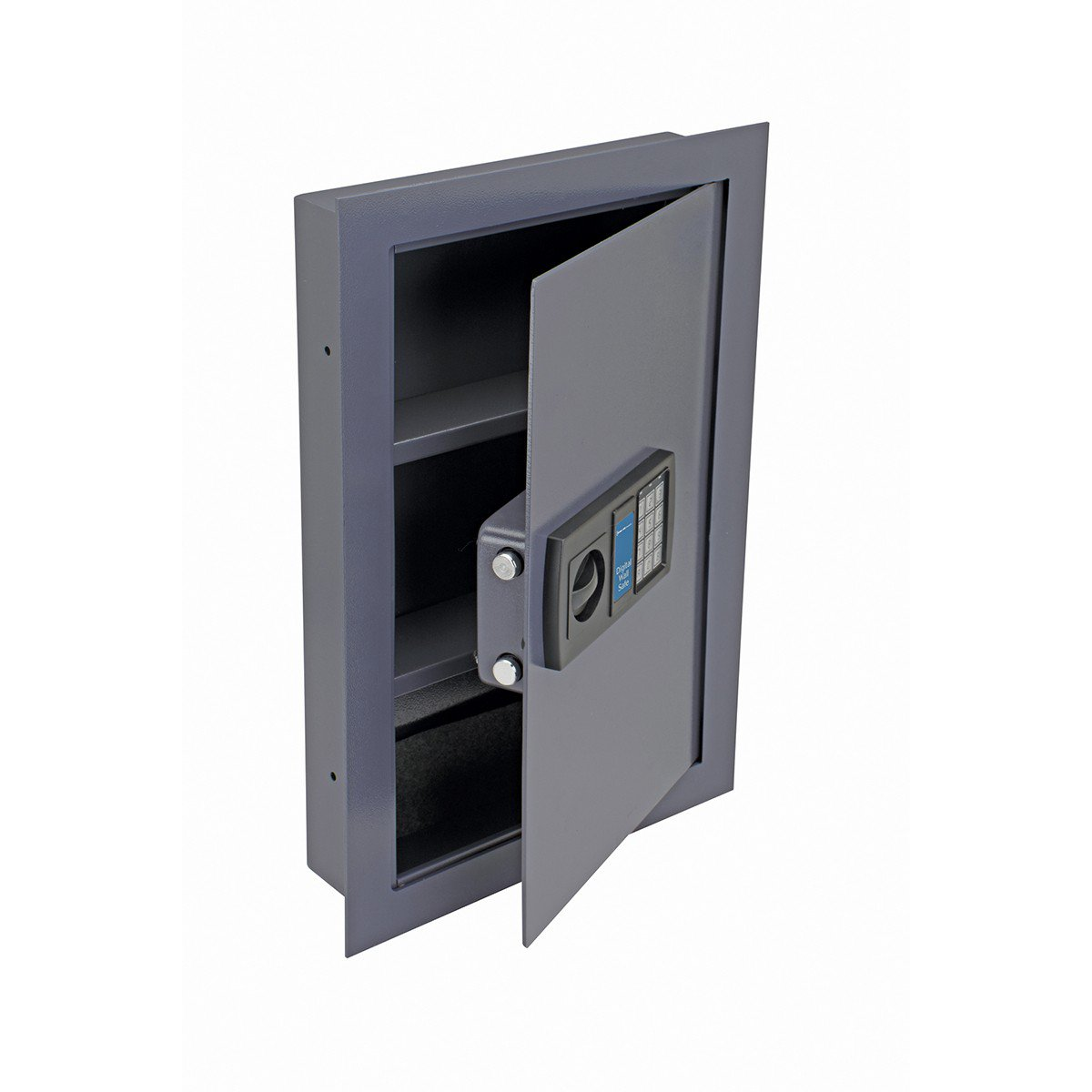 Flush Mountable Hidden Digital Wall Safe New