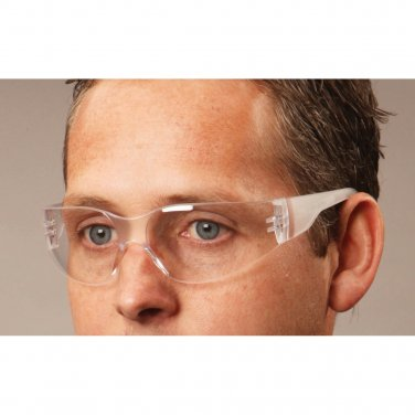 Western Safety Clear Lens Safety Glasses