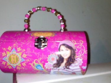 Selena Gomez Wizards metal Roll Bag Disney