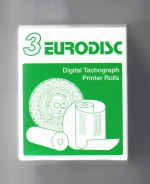 Digital Tachograph Printer Rolls