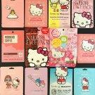 Hello Kitty Sanrio Japanese & Korean Beauty Mask 11pcs