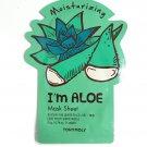 Tony Moly Aloe Skincare Beauty Mask Sheets