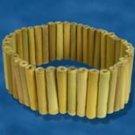 Bamboo Armband Bracelet - 9 inch diameter