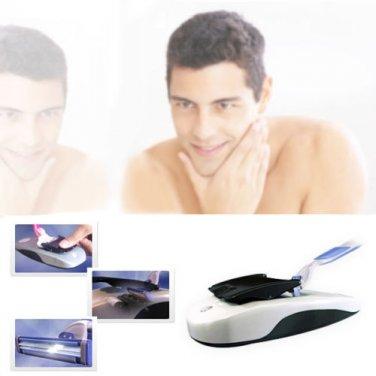 Razor Sharpener  - Automatic Electric Sharpen Hair Remover Tool Kit - Save money