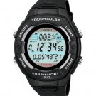 Casio LWS200H-1AV Black Tough Solar Sports Ultimate Ladies Running Watch