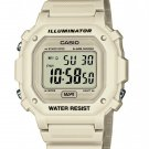 CASIO F108WH-8A MENS WHITE CLASSIC DIGITAL LCD SPORTS WATCH LED STOPWATCH NEW