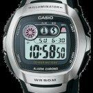 CASIO W210-1AV MENS 50M DIGITAL SPORTS WATCH DUAL TIME DAILY ALARM STOPWATCH