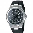 CASIO EF305-1A EDIFICE MENS ANALOG CASUAL SPORTS / DRESS WATCH - RESIN BAND