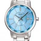CASIO LTP1312D-2A LADIES BLUE DIAL FASHIONABLE MODERN WATCH STAINLESS STEEL