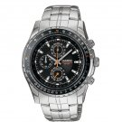 CASIO MTP4500D-1AV MENS STAINLESS STEEL ANALOG CHRONOGRAPH DRESS WATCH 50M