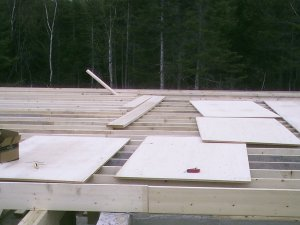 Plans How To Build Wood Joist Floor For House Shed Barn Cottage