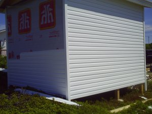 Plans How To Install Vinyl Siding On House Shed Barn