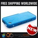 New INSPIRON Element Case Vapor Pro Chroma Aqua Blue Edition For Iphone 4/4s Free Shipping