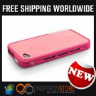 New INSPIRON Element Case Vapor Pro Chroma PINK Edition For Iphone 4/4s Free Shipping