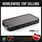 New INSPIRON Element Case Vapor Pro R8 Black/Black Edition For Iphone 4/4s Free Shipping