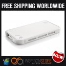 New INSPIRON Element Case Vapor Pro COMP WHITE For Iphone 4/4s Free Shipping