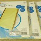 Office Max OM99025 3 Packs of 5 Binder Dividers 8-1/2x1