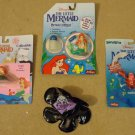 Justoys Tyco Disney Little Mermaid Toys Bubbles
