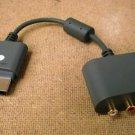 Xbox 360 X808221-001 Audio Apapter Cable OEM Genuine