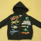 Lite Wear (size 18 mo) Aircraft Hoodie