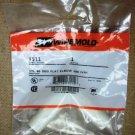 Wiremold V511 90 Degree Flat Elbow Ivory