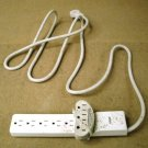 Ativa 958-886 6-prong Grounded Power Strip