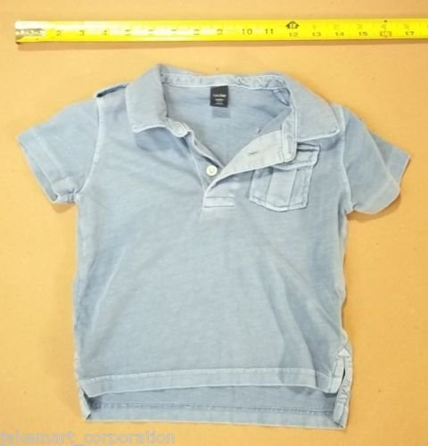 Baby Gap Boys Shirt Size 2 Years Blue