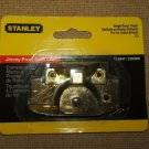 Stanley Jimmy Proof Sash Lock 75-6047 Bright Brass Fini