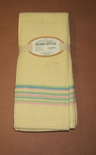 Homestyle Luxury Kitchen Towels 4 Pack