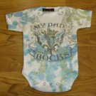 kissu Kissu One-piece Boy 3-6M Cotton