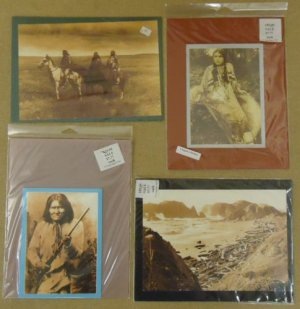 The Old Photo Chest of America 10x7 in Prints Qty 4 Item I