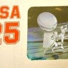U618 25c qty 10 U.S. Postage Envelopes with Holographic
