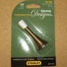 Stanley S807-255 Door Stop Antique Brass Finish
