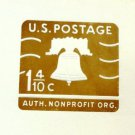 U547, 1-1/4c U.S. Postage Envelopes qty 7