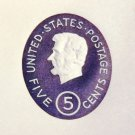 U544, 5c U.S. Postage Envelopes qty 4