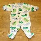 Carter's Footed Pajamas Boy 3M Cotton 716042675211