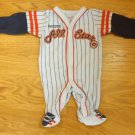 Carter's Footed Pajamas Boy NB Cotton 716042675280