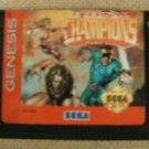 Eternal Champions for Sega Genesis
