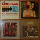 Record Album Qty 4 Leo Addeo Hawaii Bachman Toulouse Street Bert Kaempfest