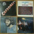 Record Album 4 Jonny Rivers Player The Cretons Lullabies of the Birdland