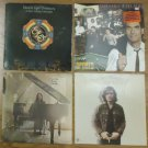 Record Album Qty 4 Carol King Kris Kristofferson Electric Light Huey Lewis