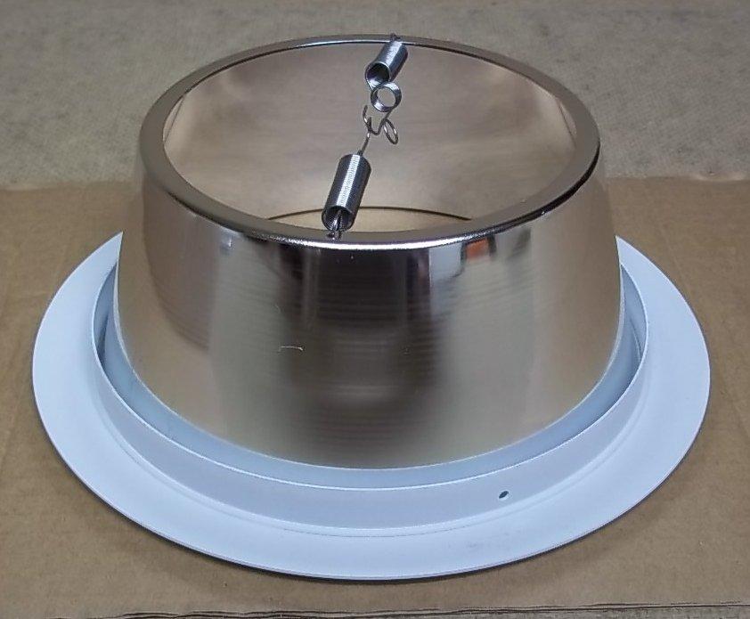 Halo 426 6-Inch Specular Clear Reflector Cone Trim