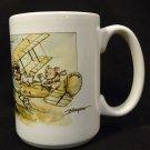 Jody Bergsma You Can Do It Coffee Mug 5in x 5in x 3 1/2in Ceramic