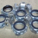Compression Rings for 3/4in Conduit Lot of 6