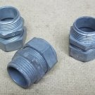 Compression Connectors for 3/4in Conduit Lot of 3