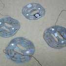 Fixture Fittings 4in Lot of 4