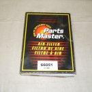 Parts Master Air Filter 66051`