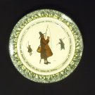 Royal Doulton D2312-15 Isaac Walton Wear Fisherman Plate 10 1/2in Earthenware
