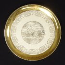 Sabin Paradise Inn Rainier National Park WA. Plate 10 1/2in Ceramic