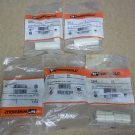 Wiremold Wire Channel Parts Lot of 5 Packages